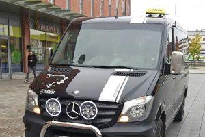 Taksiliikenne Tampereen seudulla - Pirkanmaan Kuljetuspalvelu Oy